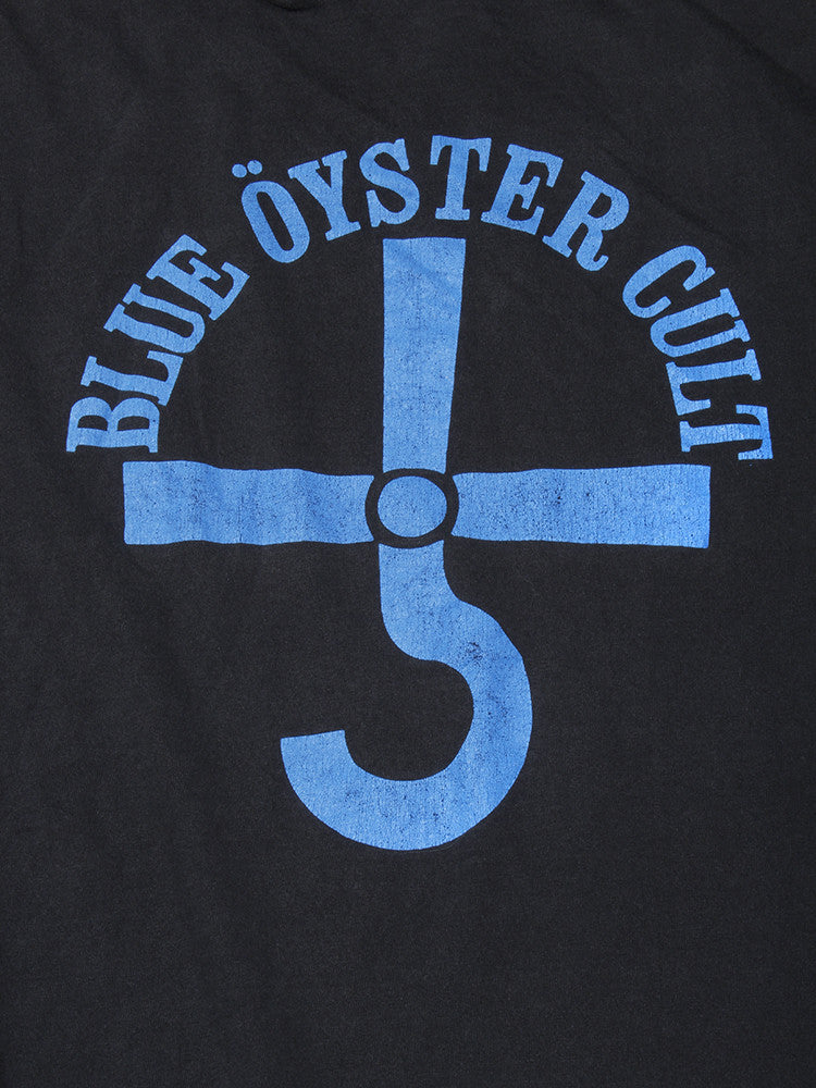Vintage Blue Oyster Cult T-shirt///SOLD///