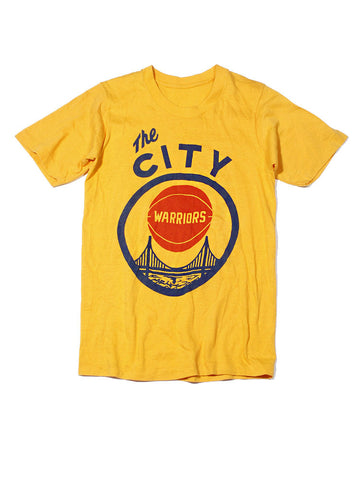 Warriors The City Vintage T-Shirt 1970's