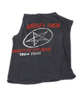 Motley Crue Shout at The Devil Tour Vintage T-Shirt 1984