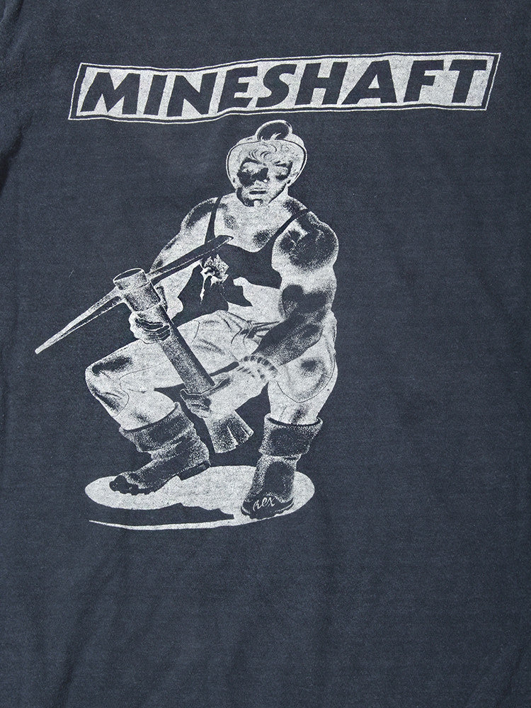 Mineshaft NYC Gay Club T-Shirt 1980's