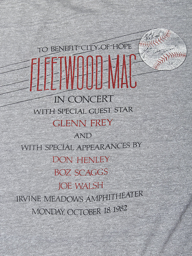 Fleetwood Mac Vintage T-Shirt 1982