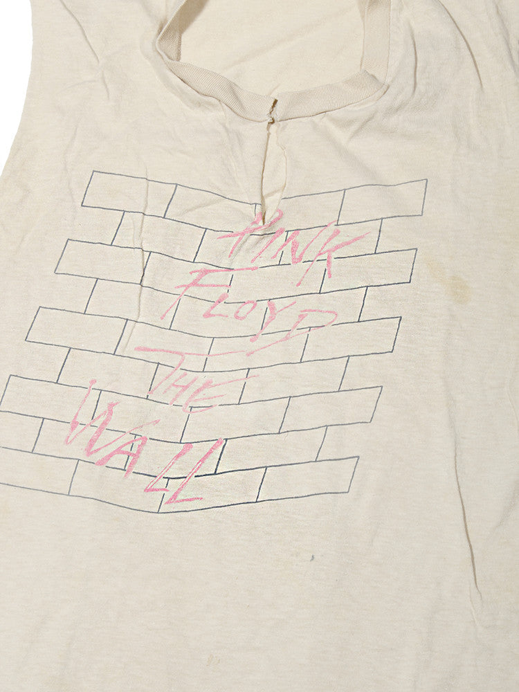 Pink Floyd The Wall Vintage T-Shirt 1980