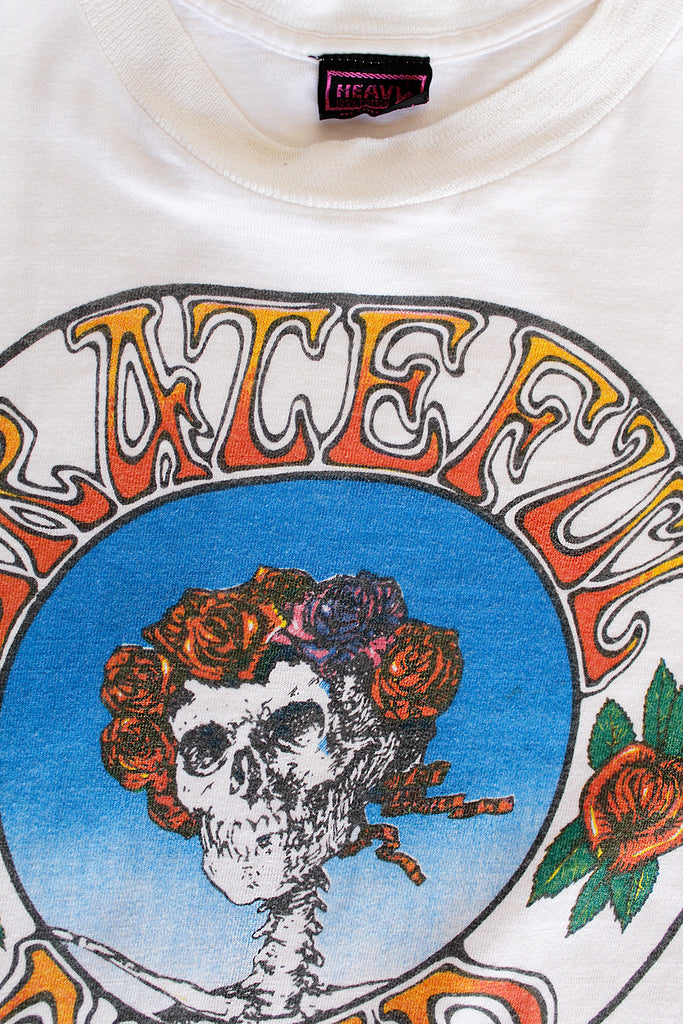 Vintage 70's Grateful Dead Kelley Mouse Studios Test Print T-Shirt
