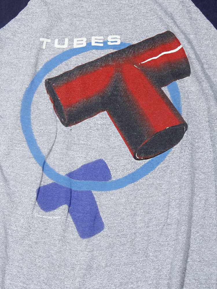 The Tubes Vintage T-Shirt 1981