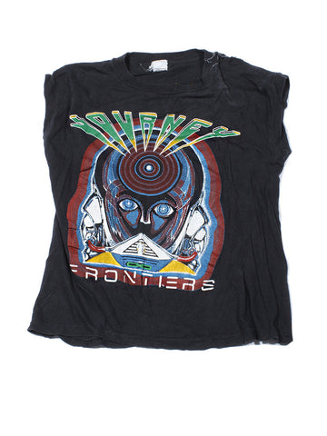 Journey Frontiers Vintage T-Shirt 1983