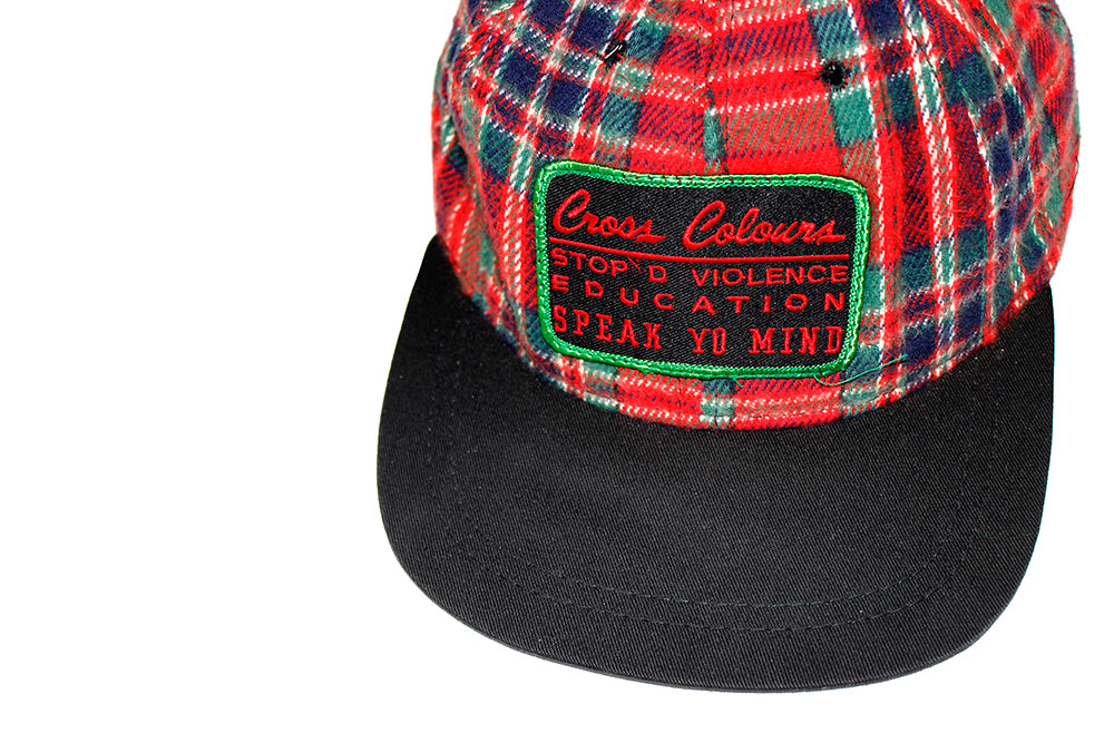 Vintage 90's Cross Colours Hat