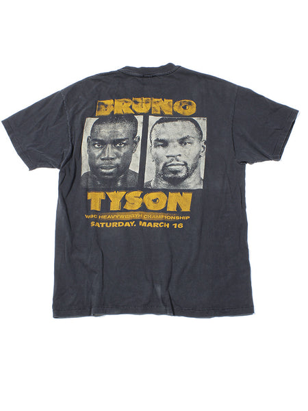 Bruno vs Tyson Vintage T-Shirt 1989///SOLD///