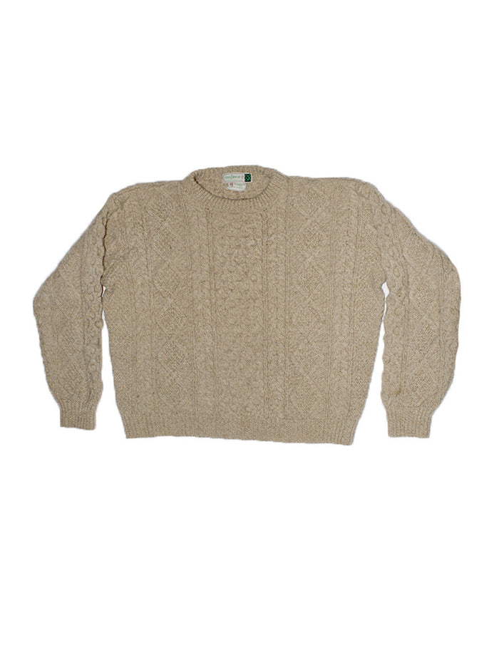 Vintage 50's Abercrombie & Fitch Co. Irish Sweater ///SOLD///