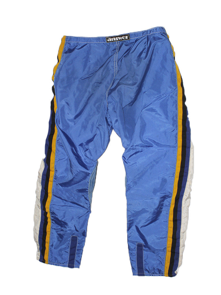 Vintage 80's Suzuki Answer Racing Pants ///SOLD///