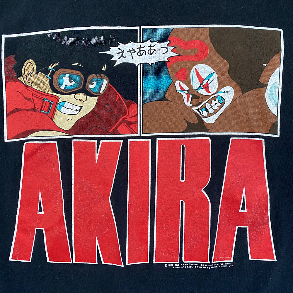 Vintage 80's Akira Movie Anime T-shirt