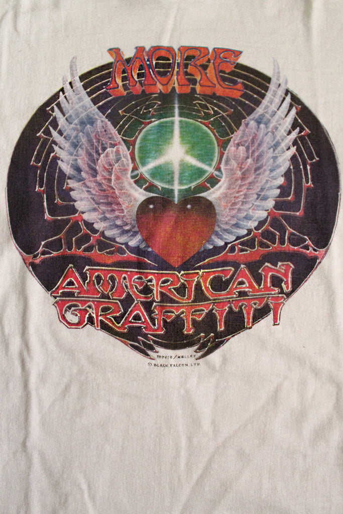 Vintage 70's More American Graffiti Mouse Kelley T-Shirt