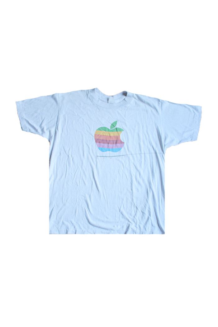 80's apple computer t-shirt