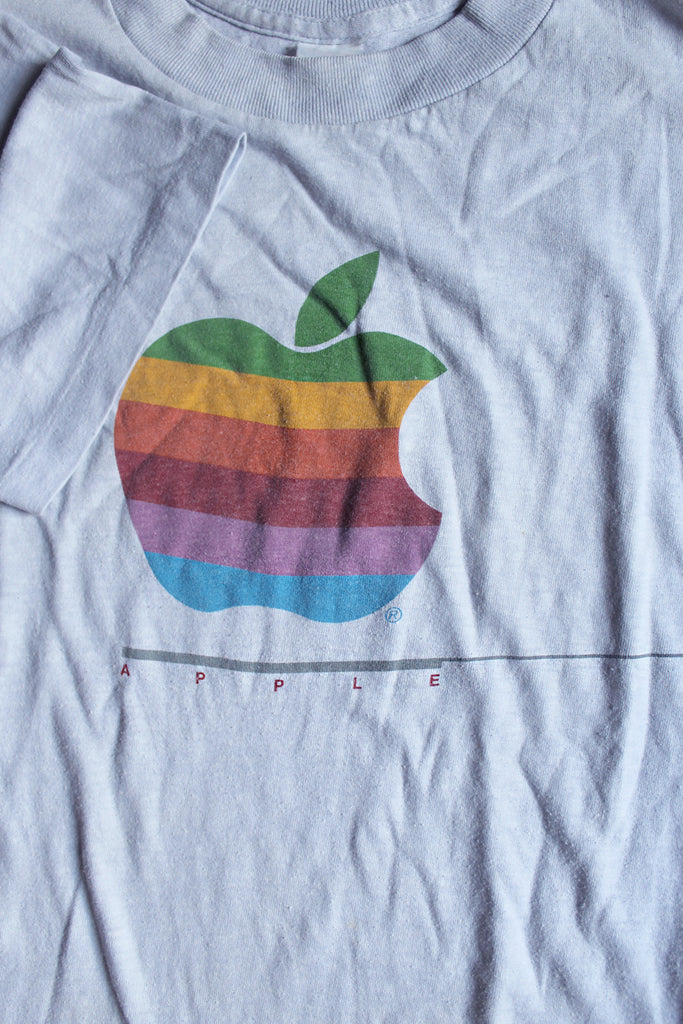 Vintage 80's Apple Computer T-Shirt