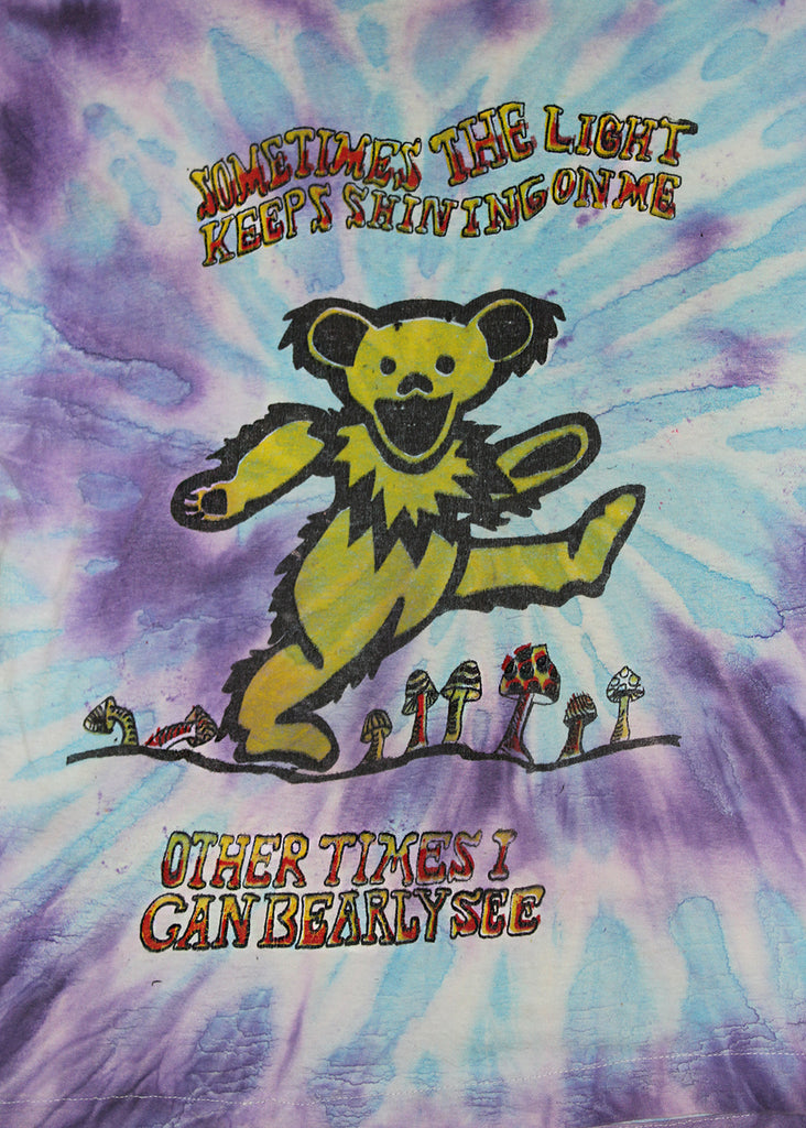 Vintage 90's Grateful Dead Tour T-Shirt