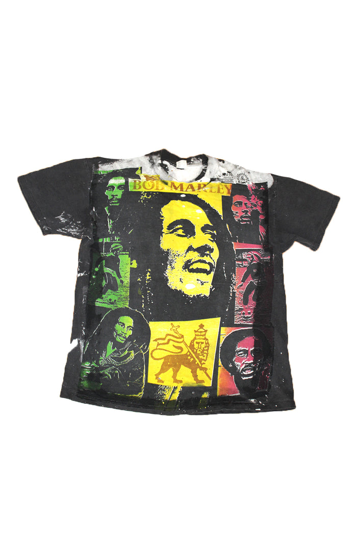 Vintage 1990 Bob Marley Mosquitohead T-Shirt ///SOLD///