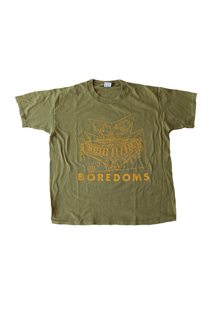 vintage boredoms t-shirt sonic youth