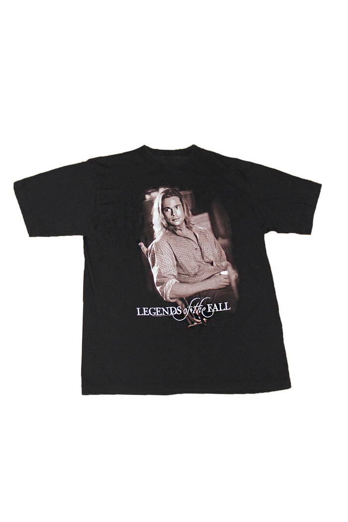 Vintage 90's Brad Pitt Legends Of The Fall Movie T-shirt