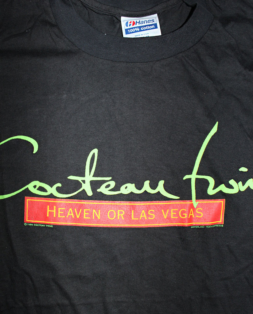 Vintage 90's Cocteau Twins Heaven or Las Vegas ///SOLD///