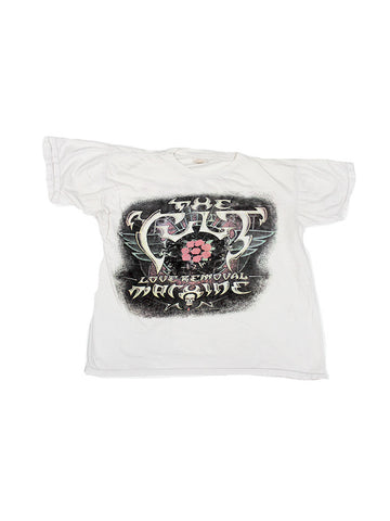 The Cult ~ Electric World Tour 1987 Vintage T-shirt ///SOLD///