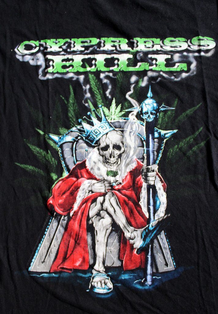 Vintage 90's Cypress Hill T-shirt