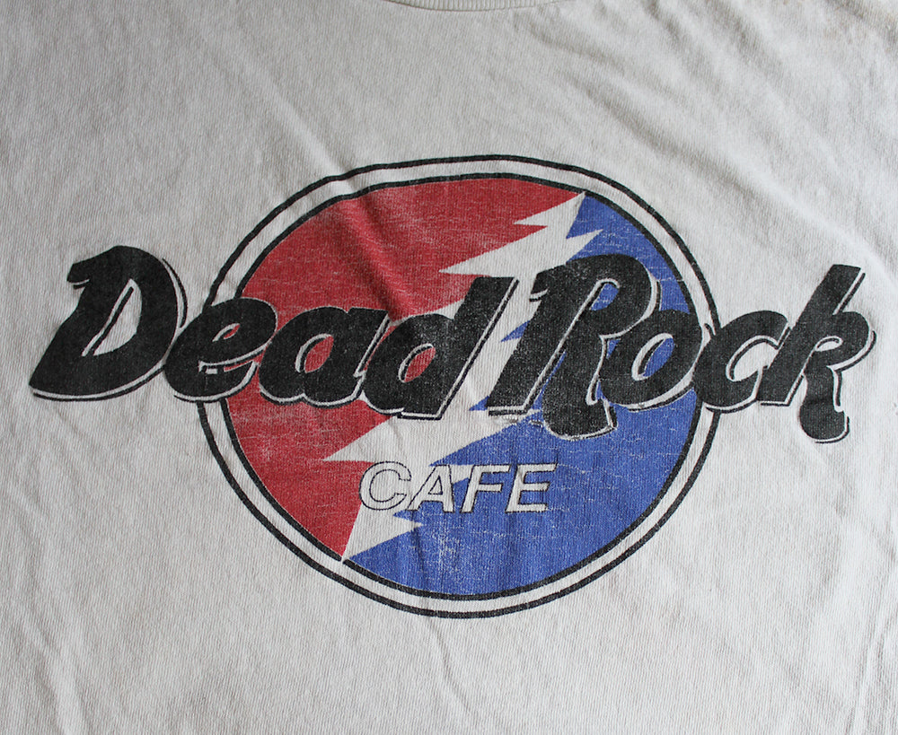 Vintage 80's Grateful Dead Rock Cafe T-Shirt