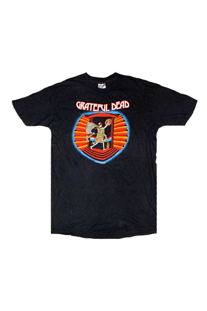 days of the dead grateful dead vintage t-shirt 1984