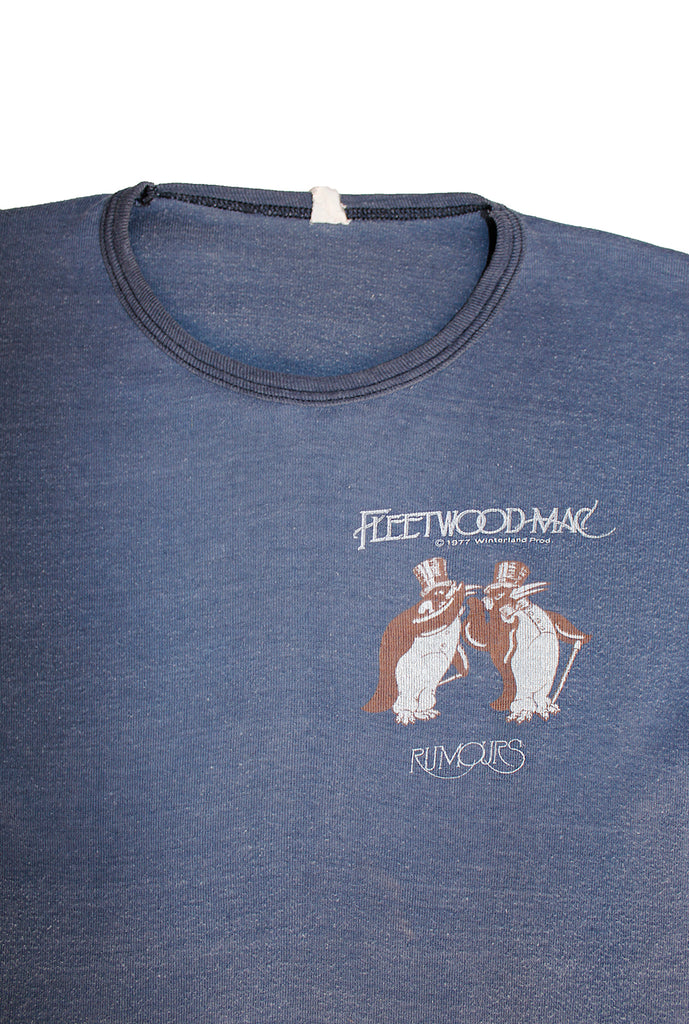 Vintage 70's Fleetwood Mac Rumours T-Shirt ///SOLD///