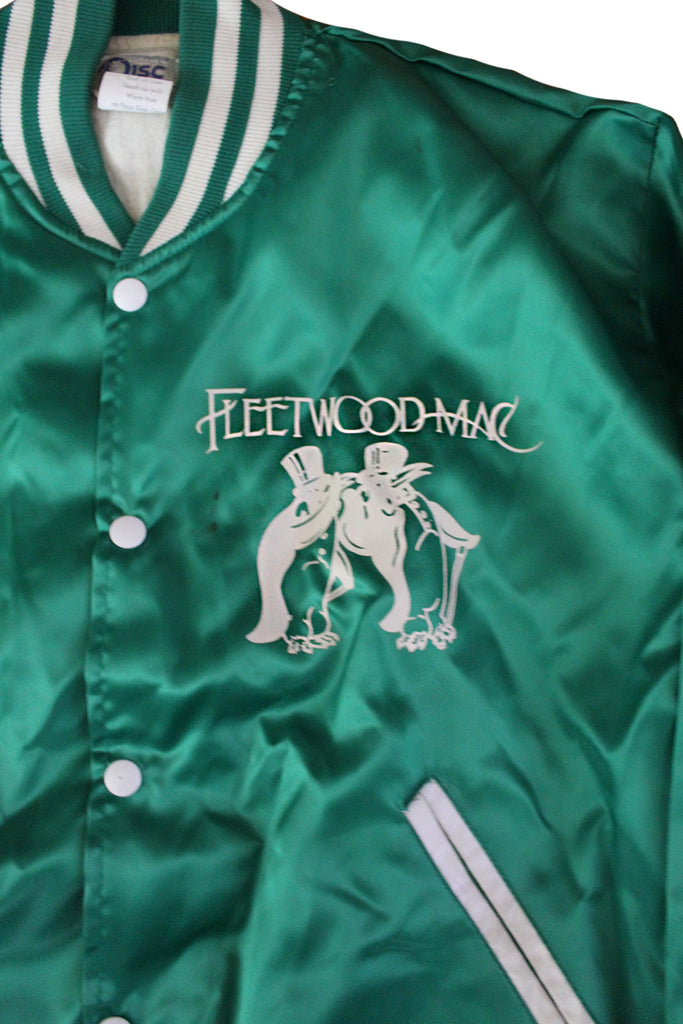Vintage 70's Fleetwood Mac Rumours Satin Jacket