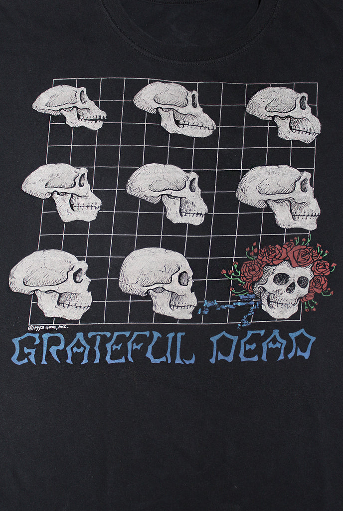 Vintage 90's Grateful Dead What A Long Strange Trip It's Been T-Shirt