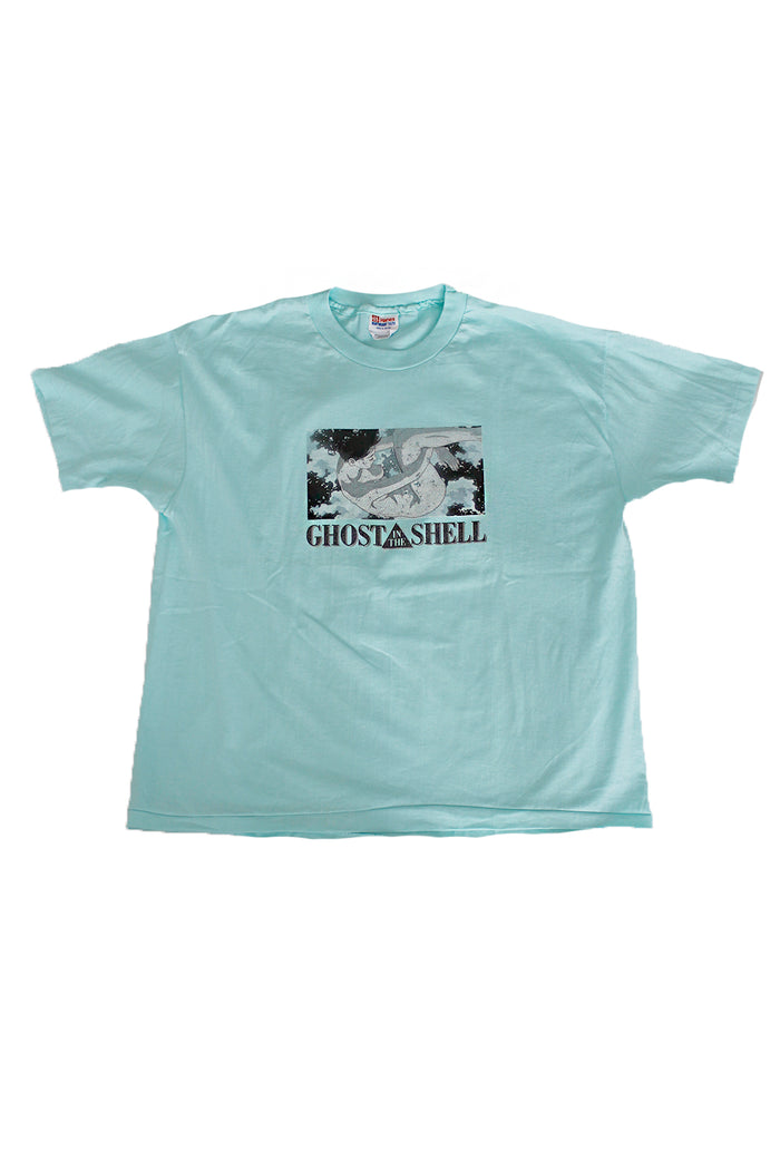 Vintage 90's Deadstock Ghost In The Shell Anime T-Shirt