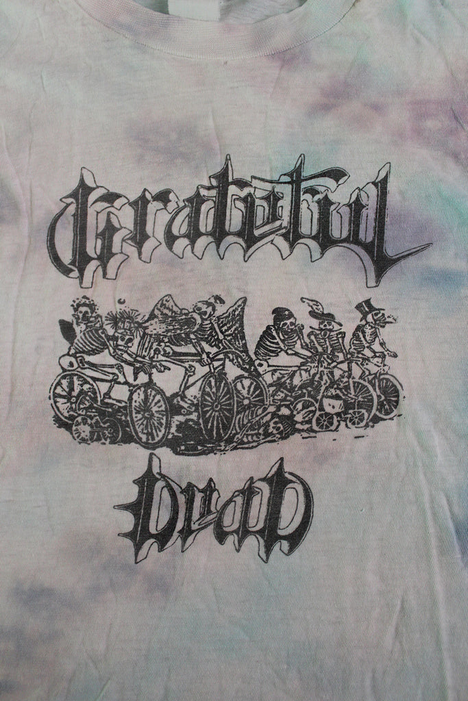 Vintage 80's Grateful Dead Oakland Aud. New Year T-Shirt