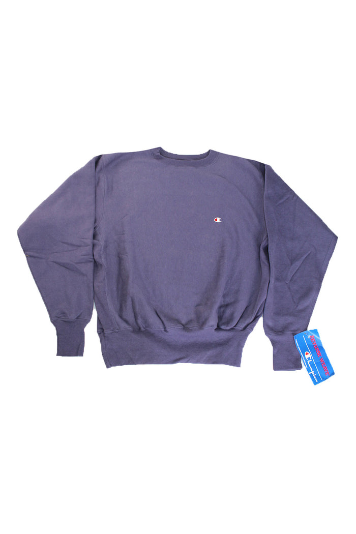 Vintage 90's Deadstock Champion Reverse Weave Grape