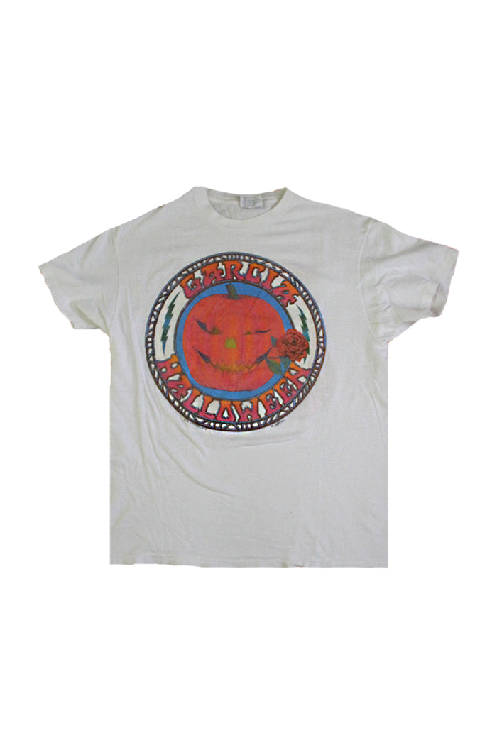 grateful dead halloween 1986 80's afterlife vintage boutique