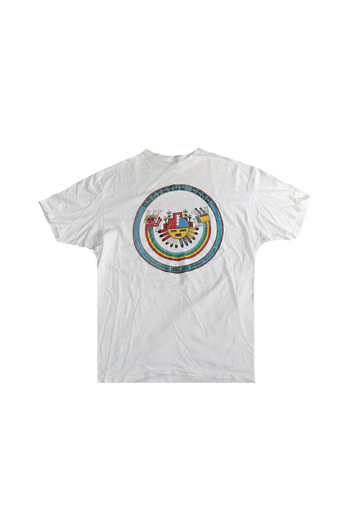 1982 davis lundquist art grateful dead vintage t-shirt