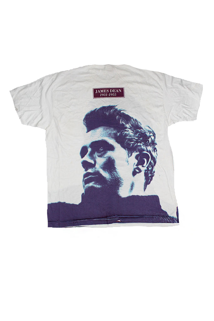 Vintage Deadstock 80's James Dean Memorial T-Shirt ///SOLD///