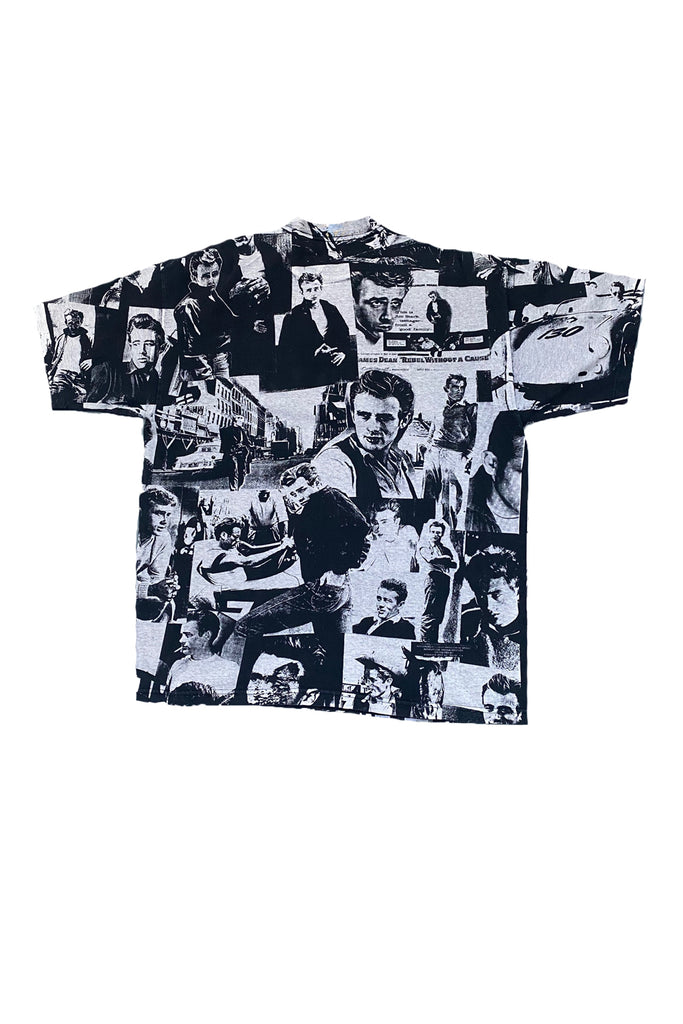 Vintage 90's James Dean  All Over Print T-shirt