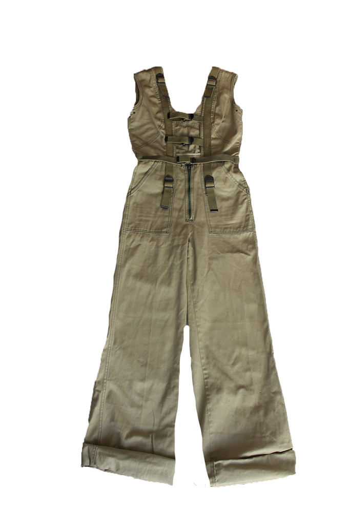 Vintage Chest Strap Utility Jumpsuit ///SOLD///