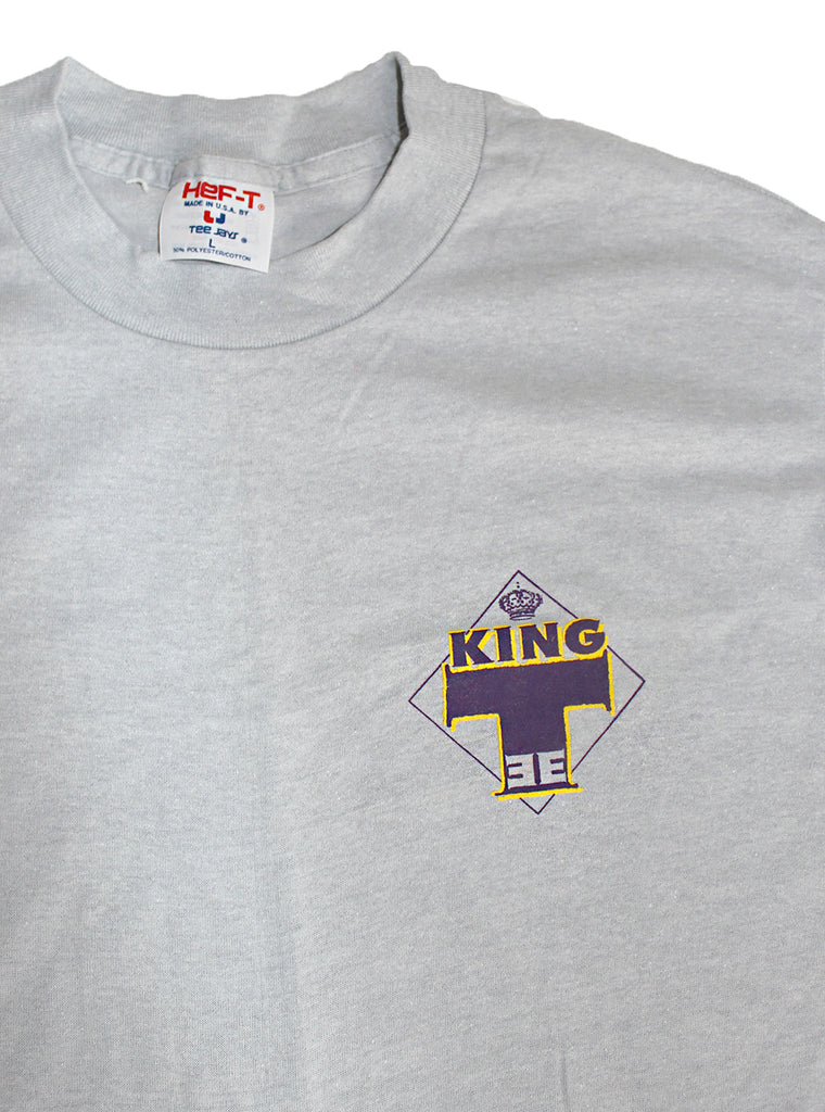 Vintage 80's Deadstock King Tee Act A Fool Rap T-Shirt