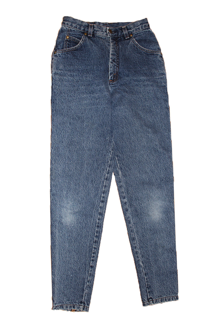 Copy of Vintage 80's LEVI'S Ankle Zip Jeans 25""