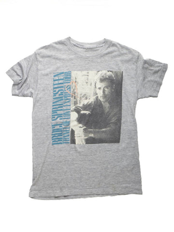 Bruce Springsteen Tunnel of Love Express Tour Vintage T-Shirt 1988