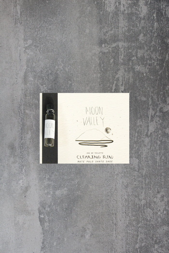 Moon Valley Eau de Toilette Sample SOLD OUT