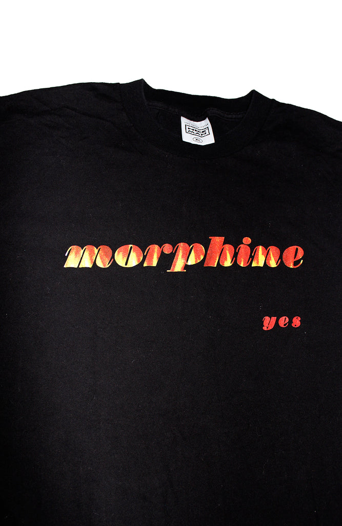 Vintage Deadstock 90's Morphine Yes T-Shirt