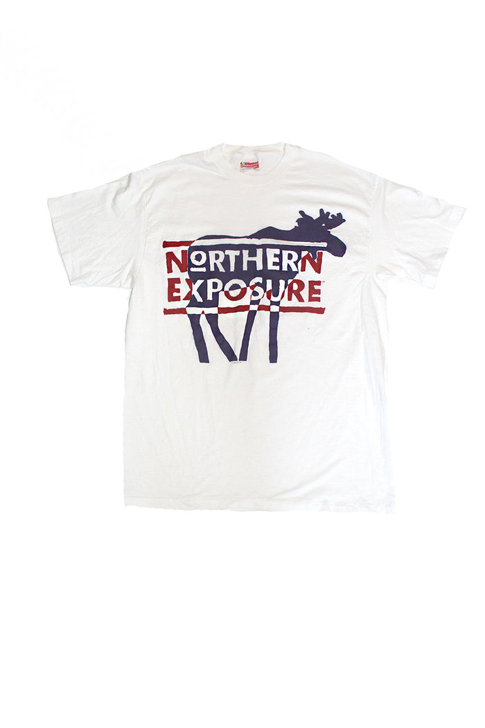 Vintage 90's Rare Northern Exposure T-Shirt
