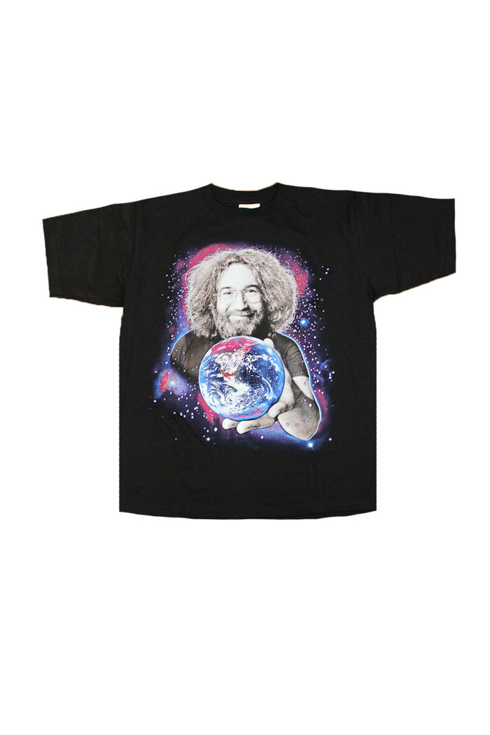 Vintage Deadstock 90's Jerry Garcia World To Give T-Shirt