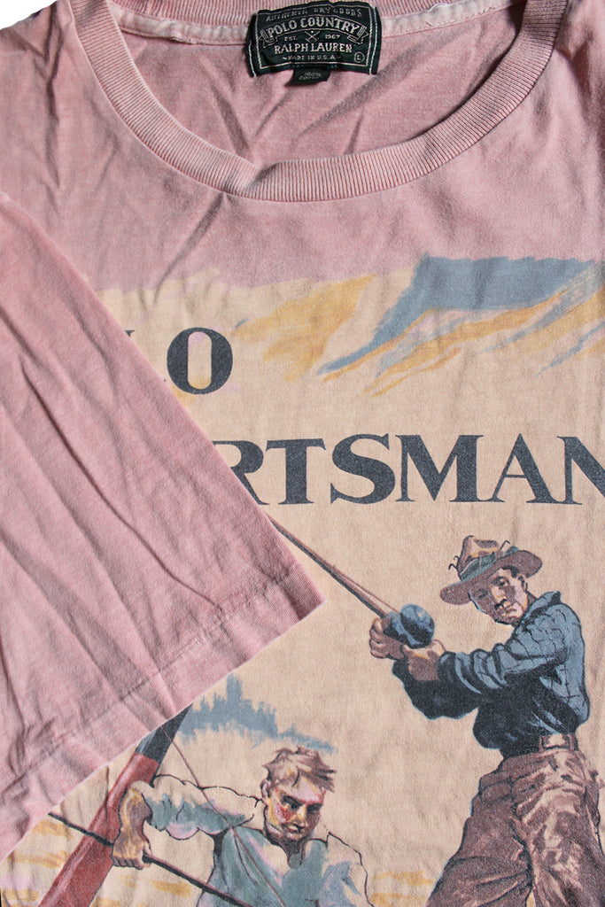 Vintage 90's Polo Country Sportsman T-Shirt ///SOLD///