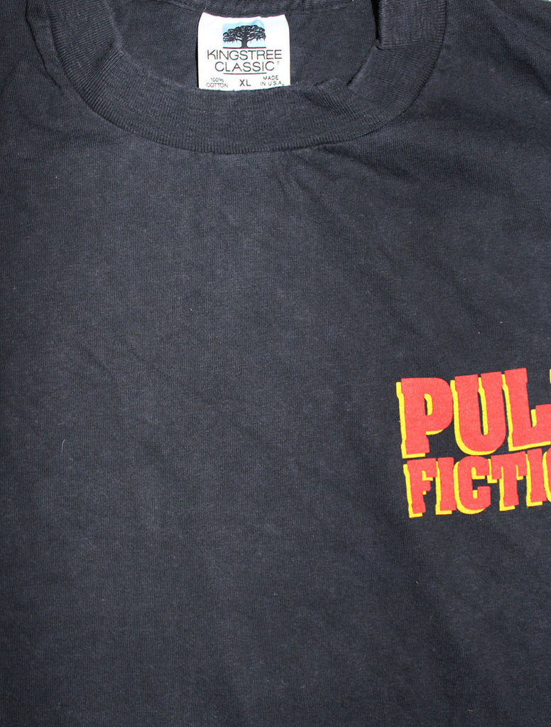 Vintage 90's Pulp Fiction Tarantino Movie Promo T-Shirt