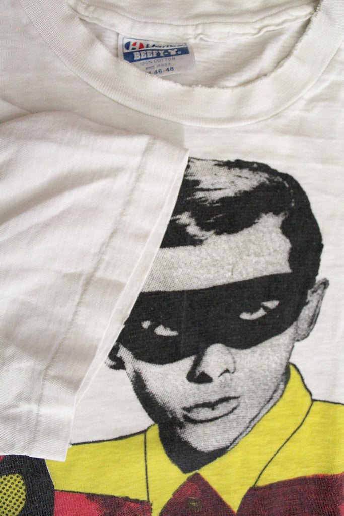 Vintage 80's Robin 'Holy Shit Batman' T-Shirt