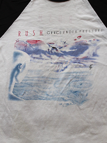 1984 Vintage Rush Tour T-Shirt