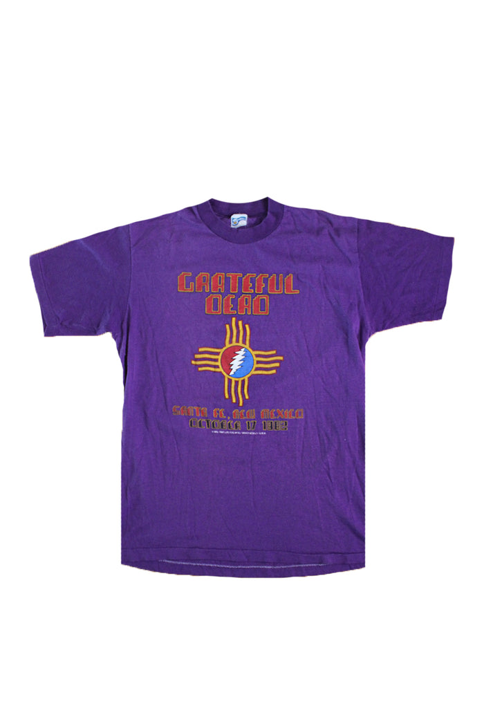 Vintage 80's Grateful Dead Santa Fe, NM T-Shirt