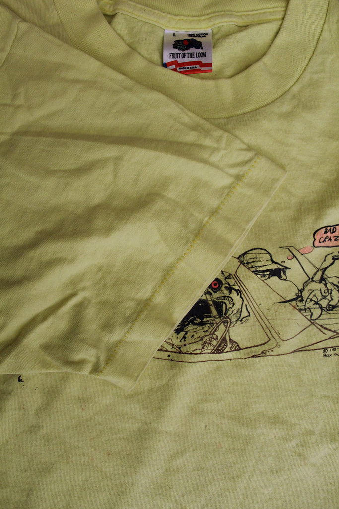 Vintage 90's Fear And Loathing In Las Vegas Ralph Steadman T-Shirt